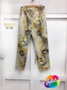 pantalon mosaicos