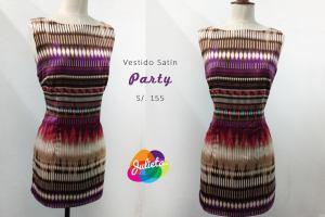 vestido party