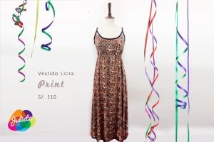 vestidolicraprint